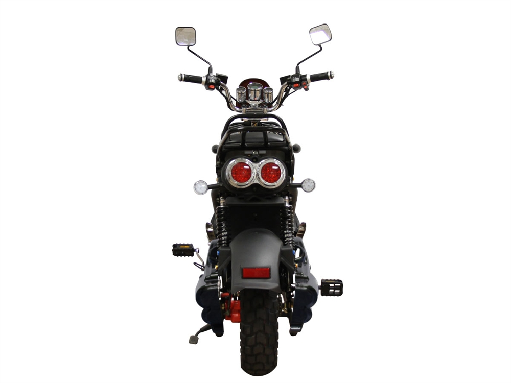 Daymak Eagle Deluxe 84V Electric Scooter